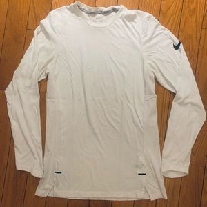 Men's warm up basketball shirt